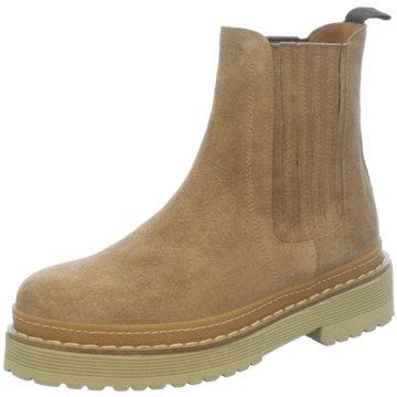 Alfredo Giantin Chelsea Boot beige