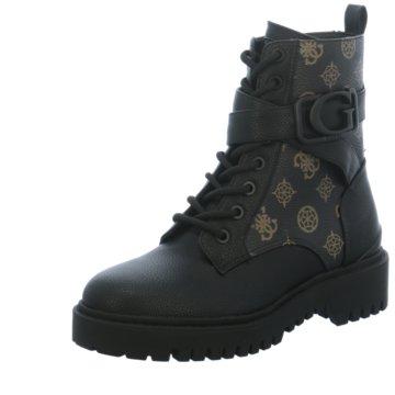 Guess Boots schwarz