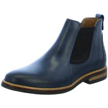 Nicola Benson Chelsea Boot blau