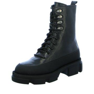 Alpe Woman Shoes Boots grau