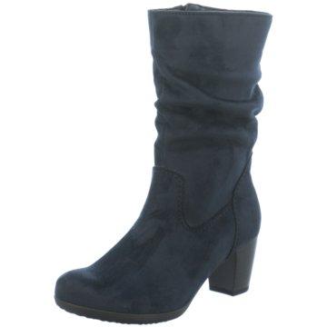 Gabor Klassischer Stiefel blau