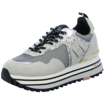 Liu Jo Plateau Sneaker grau