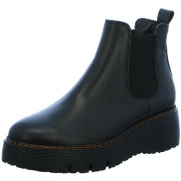 Paul Green Chelsea Boot9821 schwarz