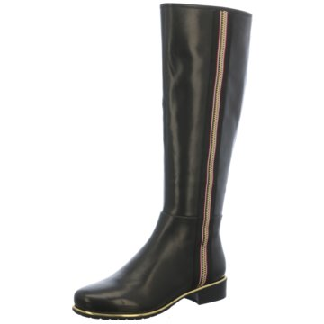 Tizian Klassischer Stiefel schwarz