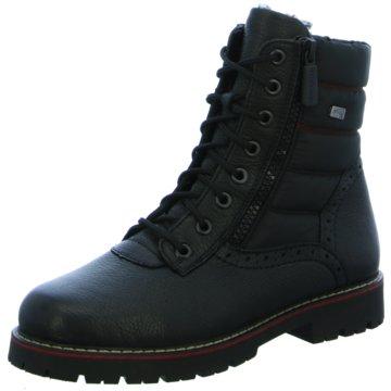 Remonte Boots schwarz