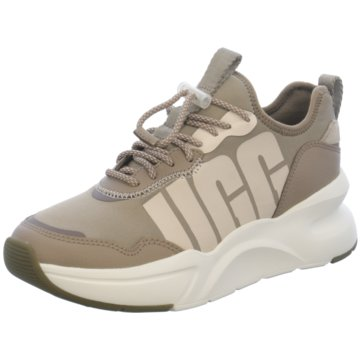 UGG Australia Plateau Sneaker braun