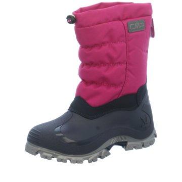 CMP Winterstiefel pink