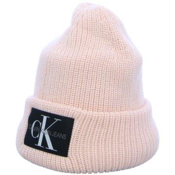 Calvin Klein Hüte, Mützen & Co. rosa
