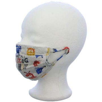 Sterntaler Schutzmasken grau