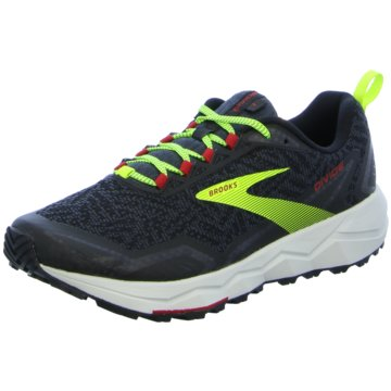Brooks TrailrunningDIVIDE - 1103331D075 schwarz