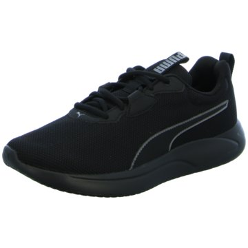 Puma Sneaker LowRESOLVE - 194739 schwarz