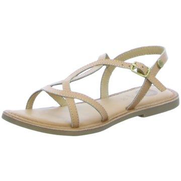 Gioseppo Offene Schuhe beige