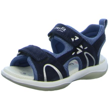 Superfit Offene SchuheSandale Leder \ SUNN blau