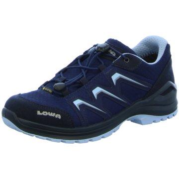 LOWA Wander- & BergschuhMADDOX GTX LO JUNIOR - 350121 blau