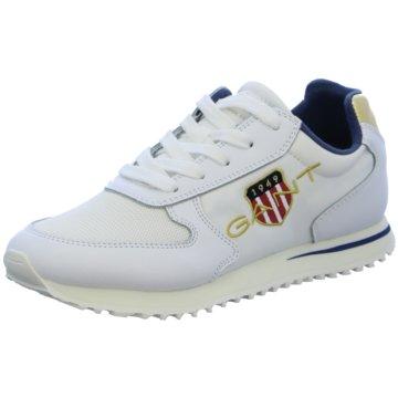 Gant Sneaker LowBeja Sneaker weiß