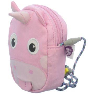 Affenzahn Reisegepäck rosa