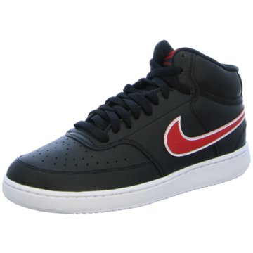 Nike Sneaker LowNike Court Vision Mid Men's Shoe - CD5466-004 schwarz