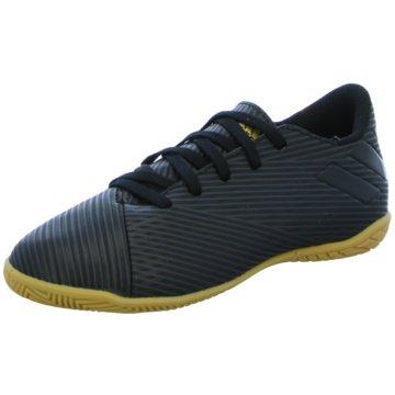 adidas Hallen-SohleNEMEZIZ 19.4 IN J - EG3314 schwarz