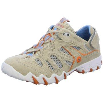 Allrounder Outdoor Schuh beige