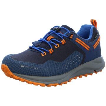 Whistler Outdoor Schuh blau