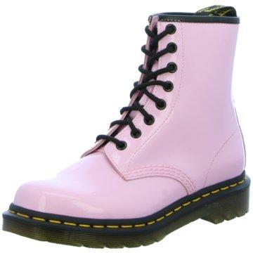 Dr. Martens Airwair Boots1460 Leder Boots rosa