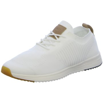 Marc O'Polo Sneaker Low weiß
