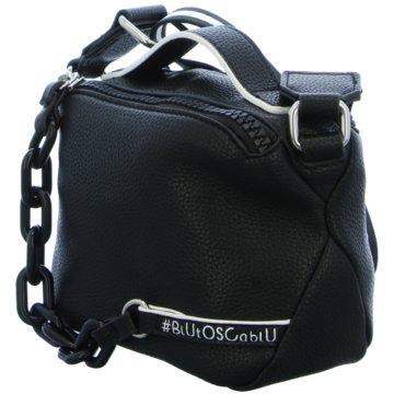 Tosca Blu Taschen Damen schwarz
