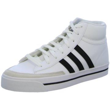 adidas Street Look weiß