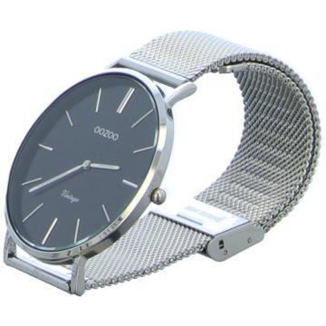 OOZOO Uhren silber
