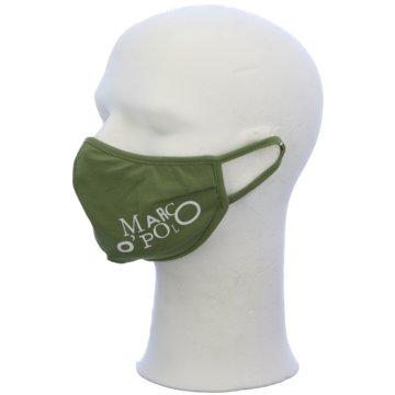 Marc O'Polo Schutzmasken grün