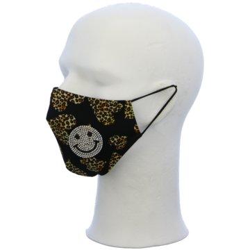 SOULKATHRINE Schutzmasken schwarz