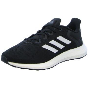 adidas Sneaker LowPUREBOOST 21 schwarz