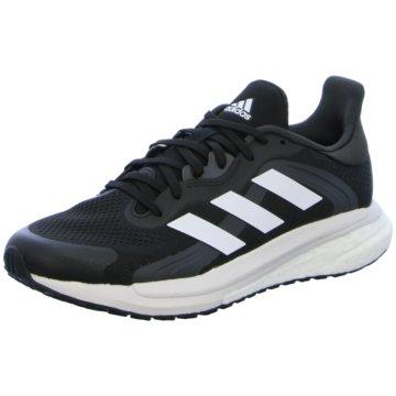 adidas Sneaker LowSolar Glide 4 Laufschuh schwarz