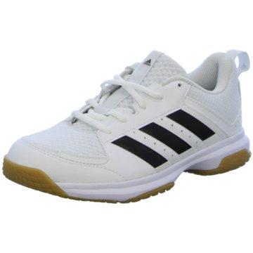 adidas HallenschuheLigra 7 Trainingsschuh weiß