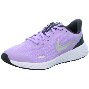 Nike Sneaker LowREVOLUTION 5 - BQ5671-509 lila