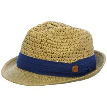 Chocolate Negro Hüte, Mützen & Caps beige