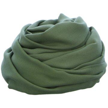 Seiden-Grohn Tücher & Schals grün
