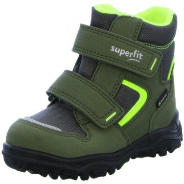 Superfit Klettstiefel grün