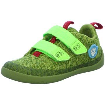 Affenzahn Klettschuh grün