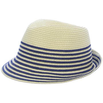 Seiden-Grohn Hüte, Mützen & Caps blau