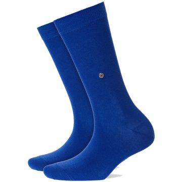 Burlington Hohe Socken blau