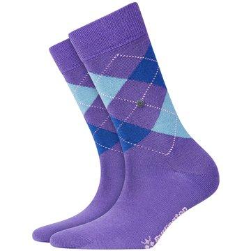 Burlington Hohe Socken lila