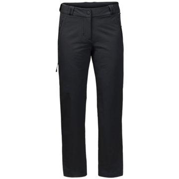 JACK WOLFSKIN OutdoorhosenACTIVATE THERMIC PANTS WOMEN - 1503592-6000 schwarz