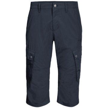 JACK WOLFSKIN 3/4 SporthosenDESERT VALLEY 3/4 PANTS M - 1505391 blau