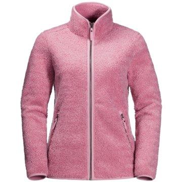 JACK WOLFSKIN ÜbergangsjackenHIGH CLOUD JACKET W - 1708731-2120 pink