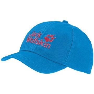 JACK WOLFSKIN CapsKIDS BASEBALL CAP - 1901011 -