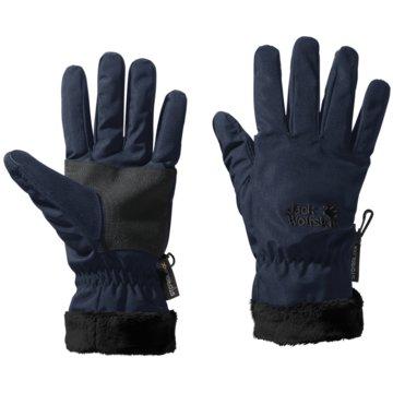 JACK WOLFSKIN FingerhandschuheSTORMLOCK HIGHLOFT GLOVE WOMEN - 1901084-1910 blau