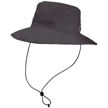 JACK WOLFSKIN HüteSUPPLEX MESH HAT - 1902042 grau