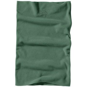 JACK WOLFSKIN SchalsREAL STUFF LOOP - 1905861-4119 grün