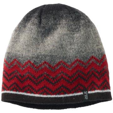 JACK WOLFSKIN MützenNORDIC SHADOW CAP - 1907221-2027 rot